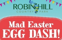 Robin Hill's Mad Easter Egg Dash