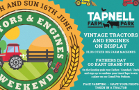 Tractor Weekend and Fathers Day