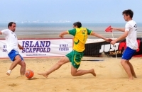 UK Beach Soccer Super Cup 2013