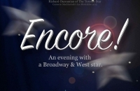 Encore! An evening with a Broadway and West End Star