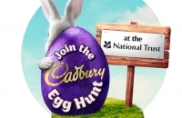 Cadbury Easter Egg Hunt.