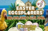 Easter Eggsplorers!