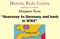 Guernsey to Germany and back in WW2