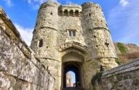 Creepy Crawly Carisbrooke Castle