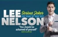Lee Nelson - Serious Joker