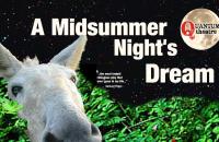 Theatre in the Garden - A Midsummer Night's Dream