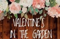 Valentine's in the Garden