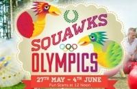 Half Term Squawks Olympics
