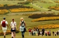 Walk the Wight with Mountbatten