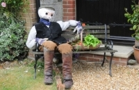 2013 Gatcombe and Chillerton Scarecrow Festival