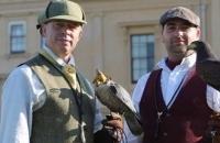 Victorian Falconry at Osborne
