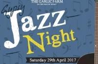 Gypsy Jazz & Tapas at The Garlic Farm