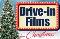 Drive in films for Christmas