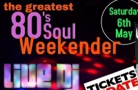 The 'Greatest Soul Weekender' Night