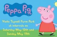 Peppa Pig at Tapnell Farm Park