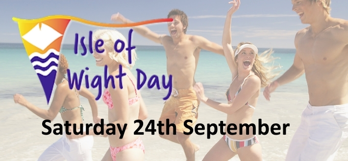 Isle of Wight day 24th September