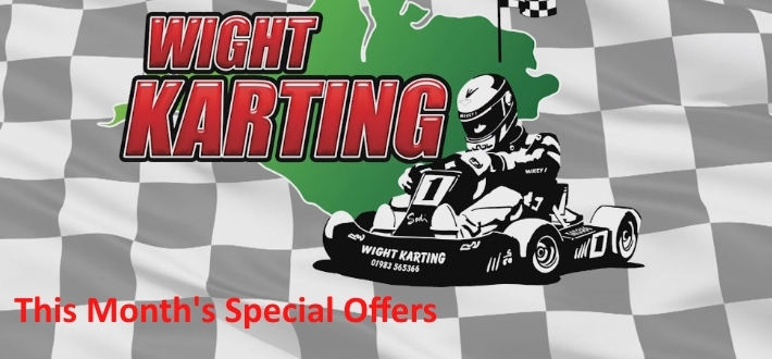 Wight Karting Special Offers